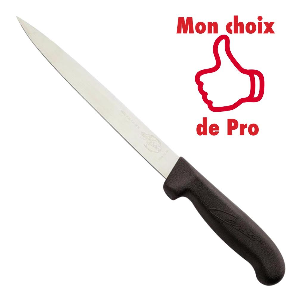 couteau à filets universel