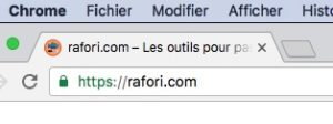 chrome https rafori